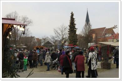 Weihnachtsmarkt Gundelfingen.Aktuelle Presse Mitteilungen Noty De
